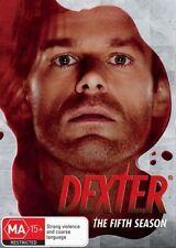 Dexter : Season 5 (DVD, 2013, 4-Disc Set) Michael C Hall, Jennifer Carpenter