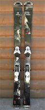 2014 Temptation 88 ROSSIGNOL 162cm All Mountain Skis w/ SALOMON Z12 Bindings