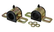 Energy Suspension 9.5161G Black Greaseable 1 inch Front Sway Bar Bushings