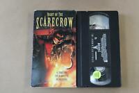 Night Of The Scarecrow 1994 Horror VHS Jeff Burr Bruce Glover Halloween