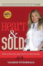 Heart & Sold: How to Survive and Thrive in Real Estate-ExLibrary