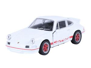 Welly Nex Scale 1:32 Diecast Model Porsche 911 Carrera RS  Car Toy
