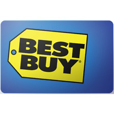 Best Buy Gift Card $10 Value, Only $9.70! Free Shipping!