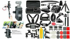 DJI OSMO POCKET ACCESSORIES WITH GOPRO ACTION ADAPTER MOUNT BUNDLE