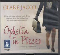 Clare Jacob Opelia In Pieces 7CD Audio Book Unabridged Crime Thriller FASTPOST