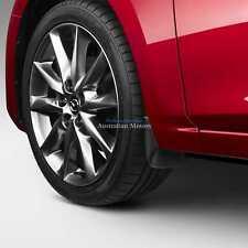 Mazda 3 Mudflaps Genuine BHN1V3450
