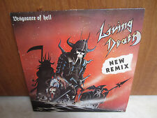 Living Death - Vengeance of hell (LP) 1985 new mix France