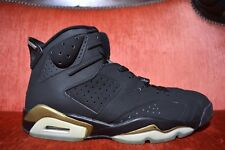 DEFECTS Nike Air Jordan 6 Retro LE DMP Defining Moments Pack 2006 Size 10.5