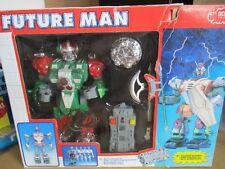 Future Man Robot Roboter Fernlenk Actionfigur DICKIE 90er Jahre  OVP