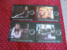 THE RING      8 x MATT FINISH   PHOTOGRAPHS FROM FILM   28 x 35 cms each