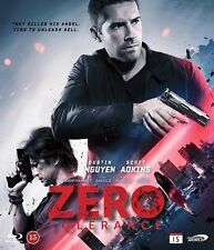 Zero Tolerance Blu Ray (Region B)