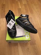 NEU adidas Originals Sleek Series Agashae Mid Sneaker Turnschuhe schwarz U46028