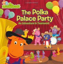 The Polka Palace Party (Backyardigans)