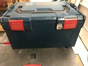 BOSCH SORTIMO POWER TOOL BOX - 1 No - LBOXX 238 AND INSERT TRAY- USED GOOD COND
