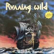 Running Wild 'Under Jolly Roger' Vinyl - NEW