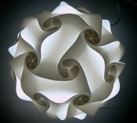 lampshades light shades lampshade ceiling white retro vintage chic small 25cm