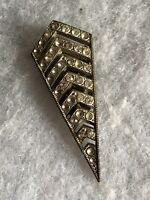 1910s Edwardian Shoe Clip 1920s Dress Lapel Antique Retro Vintage Missing Gems