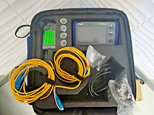 New AFL Noyes Flexscan Pro Kit FS200-304C-U FOCIS Flex2 OTDR  1310/1550/1650nm