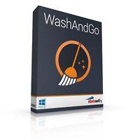 Wash and Go - Windows Datenmüll beseitigen- Systemoptimierung - Download Version