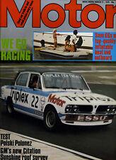 Motor - 17th March 1979 Polonez Citation Starborne