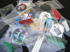 DARTS 30 FLIGHTS STD AND 30 STEMS IN MIXED COLOUR AND SIZES IN PACKAGE