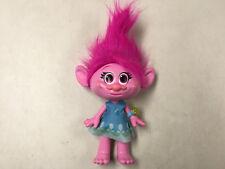 Dreamworks Trolls Movie 15 Inch Talking Poppy Troll Doll W Lights Clean