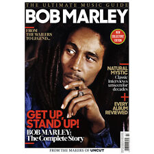 BOB MARLEY - THE UNCUT ULTIMATE MUSIC GUIDE, NEW COLLECTORS EDITION...NEW