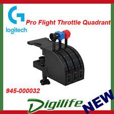 Logitech G Pro Flight Throttle Quadrant For PC USB 945-000032 Saitek