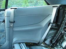 Mercedes CLK W208 Mopf Seitenvkleidung Lederausstattung Leder  Kabriolett