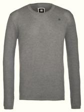 G-Star Herren Pullover Sweater Strick Gr.XL (wie L) Lockstart Knit Grau 88707