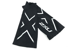 2Xu Compression Calf Guards Black Size - X-Large #7388