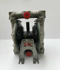 Ingersoll Rand Aro 66612b 244 C Air Operated Double Diaphragm Pump 1 Ss 2