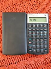 Hp 10bIi+ Plus Financial Calculator Hewlett Packard 10Bll Plus