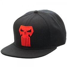 Baseball Cap - Punisher Thunderbolt Logo Snapback Hat