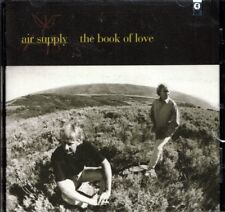 Air Supply  The Book of Love    BRAND  NEW SEALED CD