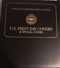 3Postal Comm. Society  U.S. First Day Covers & Special Covers- 1989-1991 + BONUS