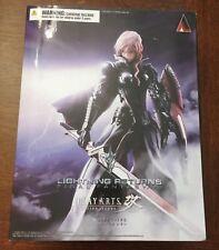 Final Fantasy XIII Play Arts Kai Lightning Returns Action Figure