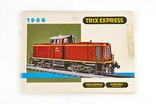 Lot 190506 Trix Katalog 1964 mit Metallprogramm, A5-Format