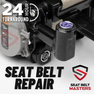 For Plymouth Acclaim Seat Belt REPAIR REBUILD RECHARGE SERVICE TRIPLE STAGE
