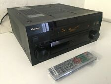 Pioneer VSX-54TX ELITE Audio/Video RECEIVER AM/FM Stereo THX 6.1 - $1500 MSRP!