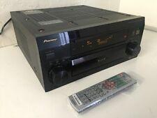 Pioneer VSX-54TX ELITE Audio/Video RECEIVER AM/FM Stereo THX 6.1 - $1500 MSRP!