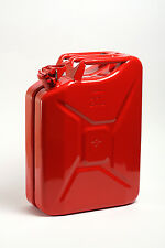 20 Litre Red Jerry can TUV Certified