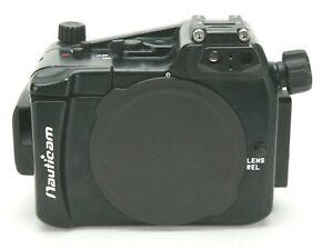 Nauticam Housing NA-GF2  For Panasonic Lumix GF2 Cameras. Ex. Clean.