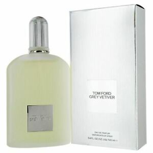 Tom Ford Grey Vetiver Eau de Parfum 100ml EDP Spray Damaged Box