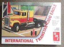 AMT International Transtar Eagle Big Rig Plastic Truck Model # 629