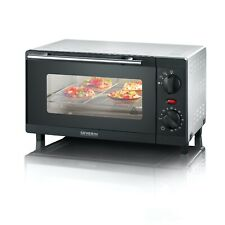 Severin Toaster Oven  Black 2052