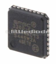 Microchip USB3300-EZK USB Transceiver USB 2.0 3.3 V 32-Pin QFN