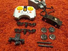 Lego Power Functions train motor set, all working except battery box