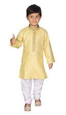 Boys Indian kids sherwani Kurta with Churidar pajama kameez Bollywood Party 887