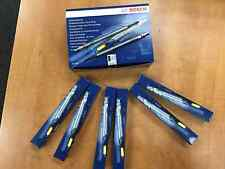 6 X BOSCH DURATERM GLOW PLUGS MERCEDES M CLASS W164 ML320 ML350 ML420 ML450 CDI